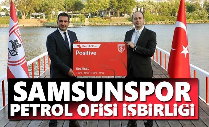 Samsunspor ve Petrol Ofisi İşbirliği