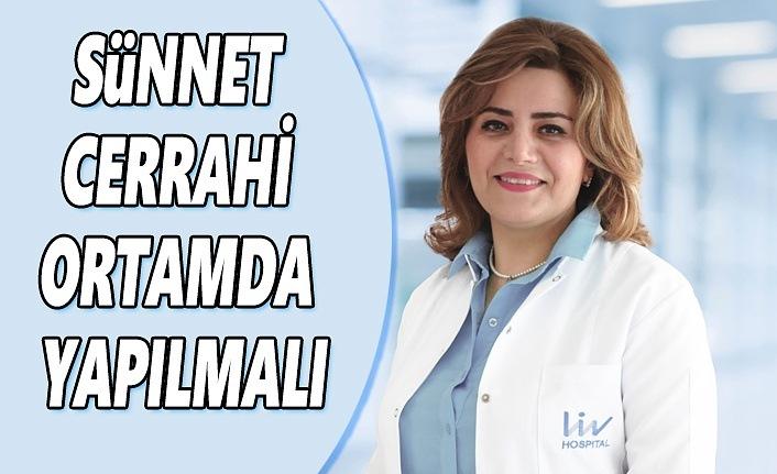Sünnet Cerrahi Ortamda Yapılmalı
