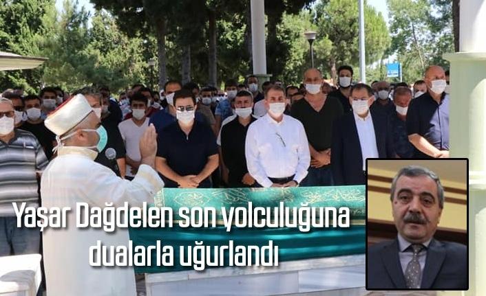 Yaşar Dağdelen son yolculuğuna dualarla uğurlandı - Samsun haber