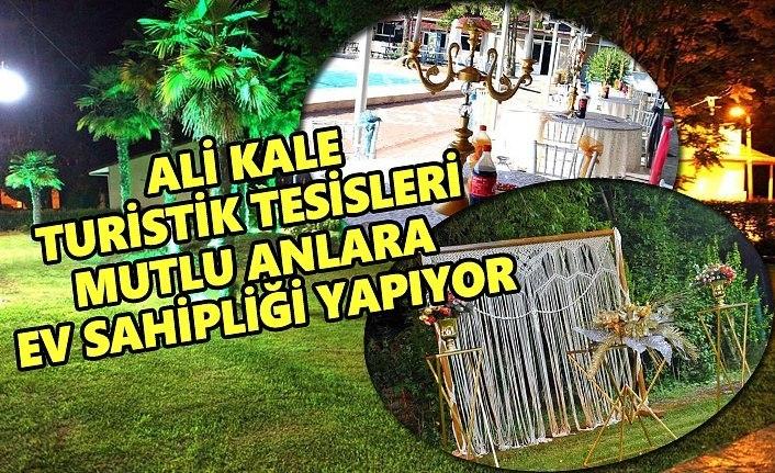 Ali Kale Turistik Tesisleri Mutlu Anlara ev sahipliği yapıyor