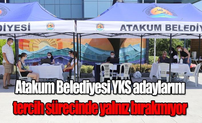 Atakum Belediyesi YKS adaylarını  tercih sürecinde yalnız bırakmıyor