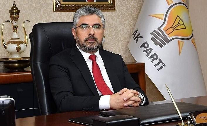 Başkan Aksu: Milletin Partisi AK Parti 19 Yaşında