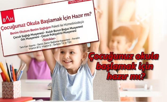 Çocuğunuz okula başlamak için hazır mı?