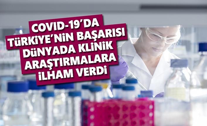 Covid-19'da Türkiye'nin Başarısı İlham Verdi
