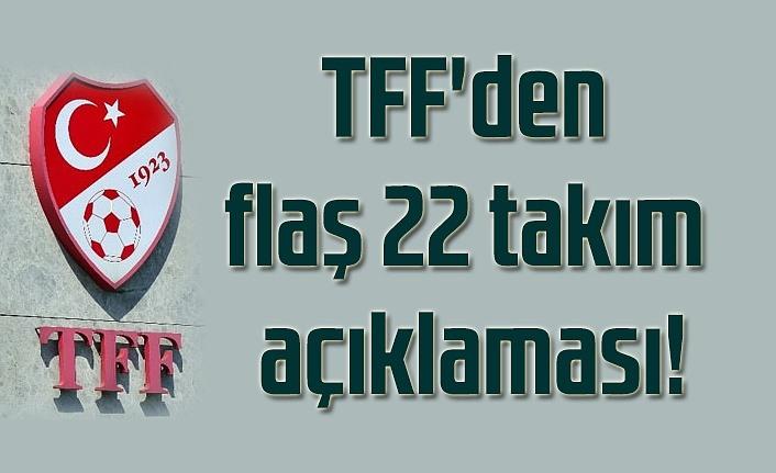Federasyon Süper lig kararını verdi!