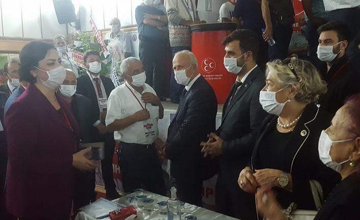 MHP'nin Bafra, Alaçam ve Canik Kongreleri yapıldı - Samsun Haber