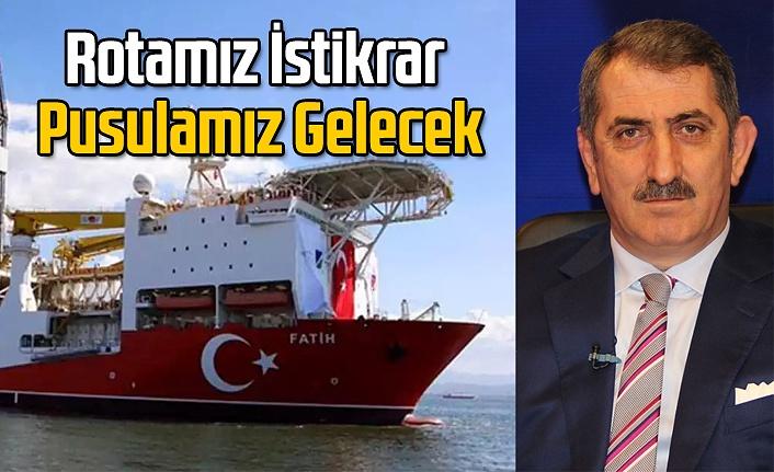 Milletvekili Köktaş: Büyük ve Güçlü Türkiye için hep birlikte tam yol ileri