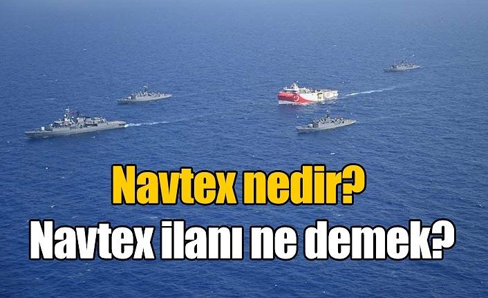 Yayın İstasyonu Samsun da da var, Navtex ilanı ne demek? Navtex nedir?