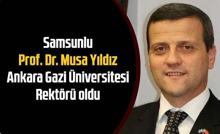 Prof. Dr. Musa Yıldız Ankara Gazi Üniversitesi Rektörü oldu, Prof. Dr. Musa Yıldız kimdir?