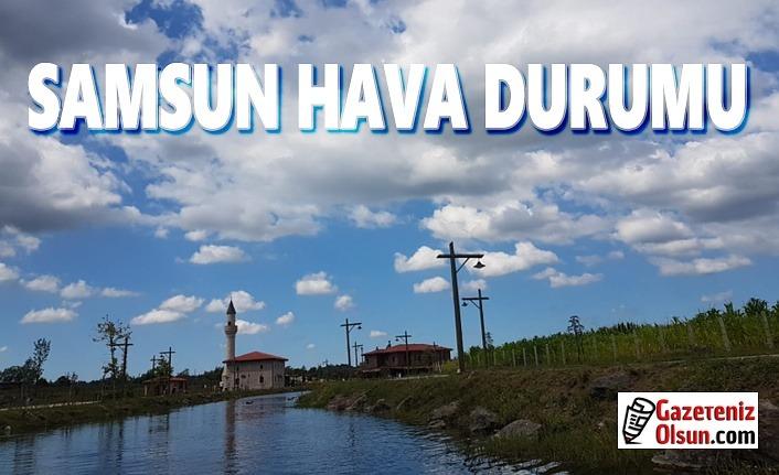 Samsun Hava Durumu, Samsun'da hava bugün Nasıl olacak!