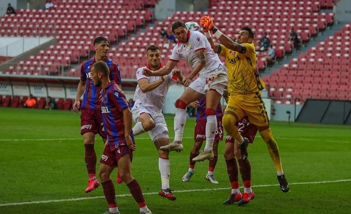 Samsunspor Trabzonspor hazırlık maçı sonucu: 2-1