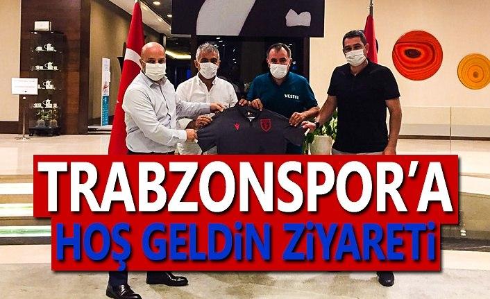 Trabzonspor'a Hoşgeldin Ziyareti