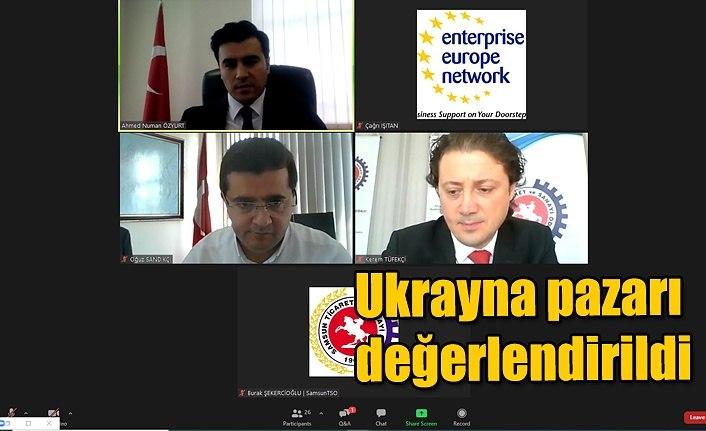 Ukrayna pazarı değerlendirildi
