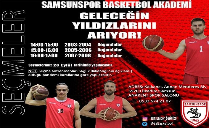 Basketol Akademisi geleceğin yıldızlarını arıyor