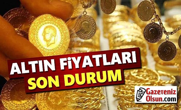 Altın fiyatları Kaç lira oldu, Güncel altın fiyatlarında son durum!