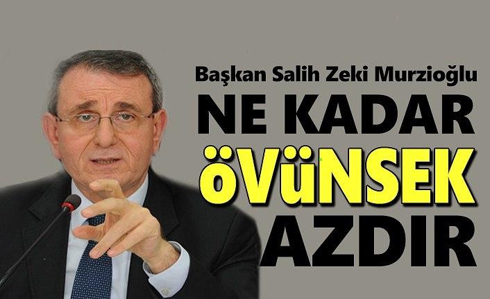Başkan Murzioğlu, Samsun'un ihracattaki gururlarını kutladı
