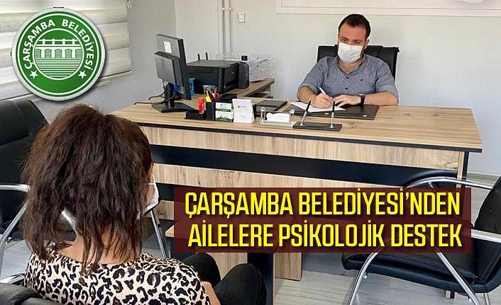 Çarşamba Belediyesi 67 ailenin yuvasını yıkılmaktan kurtardı