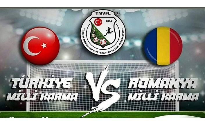 Fatih ve Murat'a TMVFL Milli Karma takımına davet