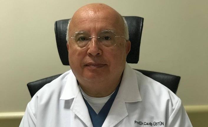 Prof. Dr. Cazip Üstün: Yumurtalık Kistlerine Dikkat! - Samsun Haber
