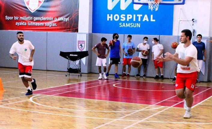 Samsunspor Basketbol Yıldız Adaylarını seçti