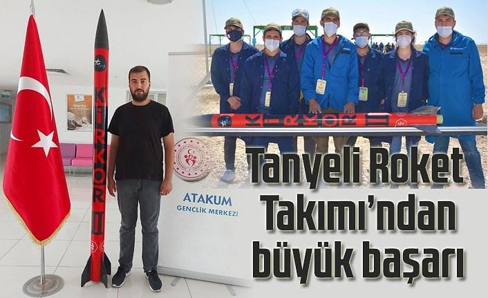 Tanyeli Roket Takımı şampiyon oldu - Samsun Haber