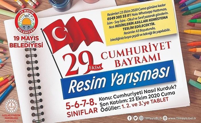 19 Mayıs Belediyesi'nden yeni bir yarışma