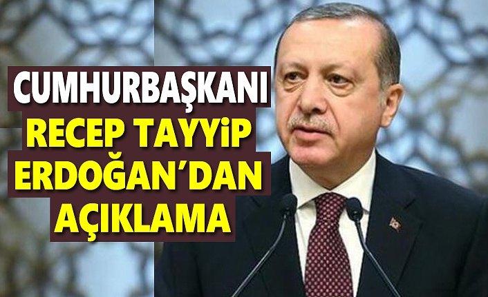 Cumhurbaşkanı Erdoğan: S-400'ler test edildi