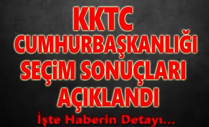 Ersin Tatar, KKTC'nin Cumhurbaşkanı seçildi