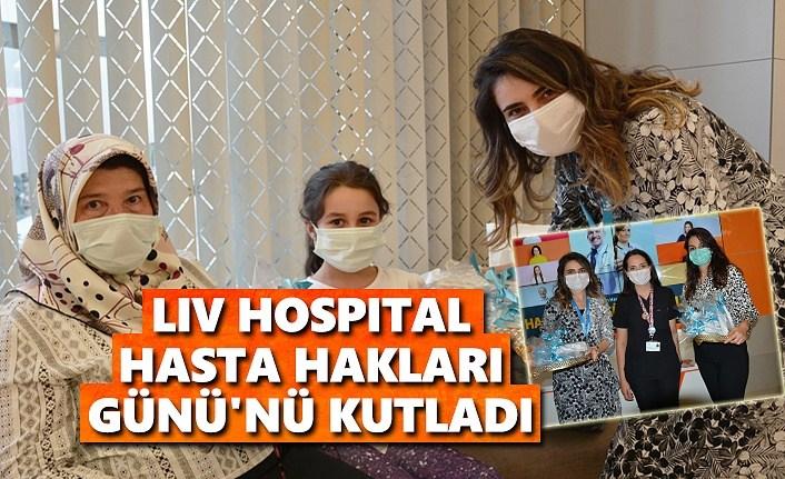 Liv Hospital Hasta Hakları Gününü Kutladı