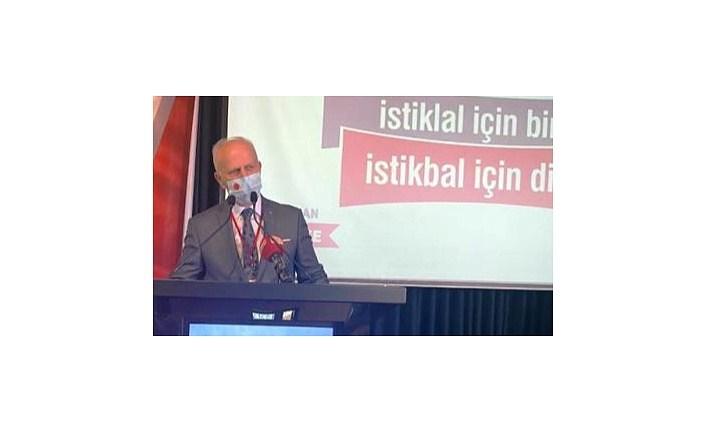 Milliyetçi Hareket Partisi Samsun İl Olağan Kongresi yapıldı