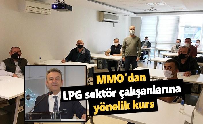 MMO'dan LPG sektör çalışanlarına yönelik kurs