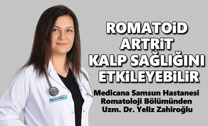 Romatoid Artrit Kalp Sağlığını Etkileyebilir