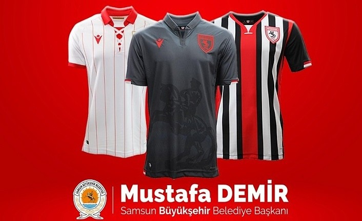 Samsun Büyükşehir Belediyesi Samsunspor Forma çekilişi sonuçları
