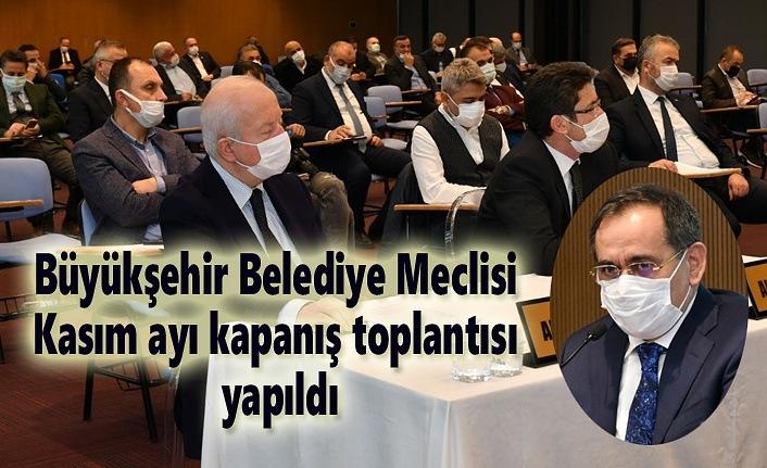Başkan Demir Tekkeköy'e yapılması planlanan yaşam merkezi hakkında konuştu