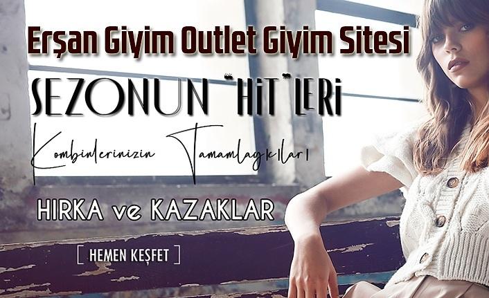 Erşan Giyim Outlet Giyim Sitesi