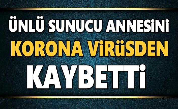 İkbal Gürpınar'ın annesi koronadan hayatını kaybetti