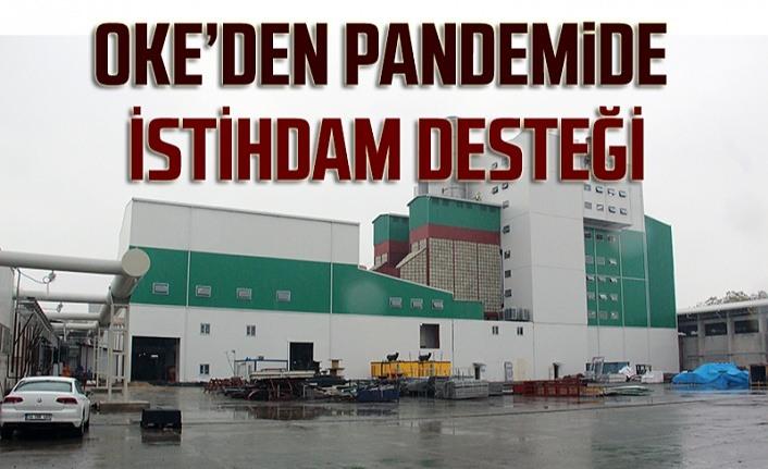 OKE'den pandemide istihdam desteği