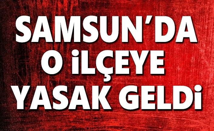 Samsun'da o ilçede salalar ve cenaze ilanlarına yasak geldi