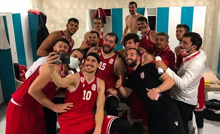 Samsunspor Basket Final Spor'u mağlup etti