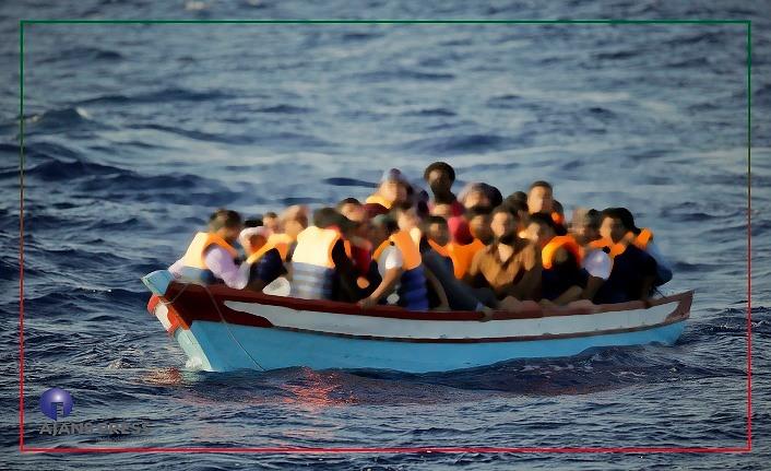 2020'de ne kadar düzensiz göçmen yakalandı?