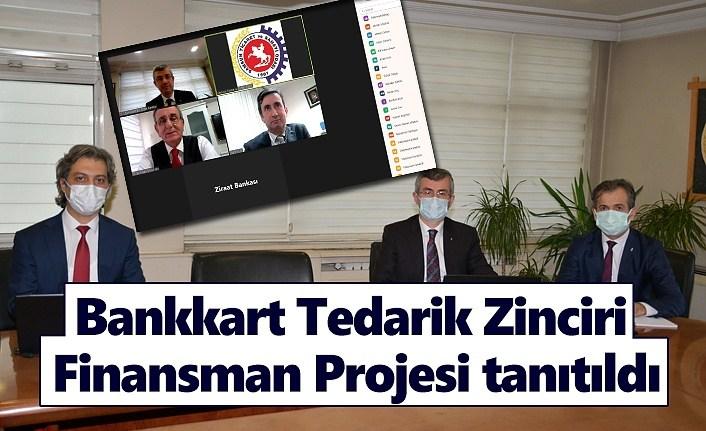 Bankkart Tedarik Zinciri Finansman Projesi tanıtıldı