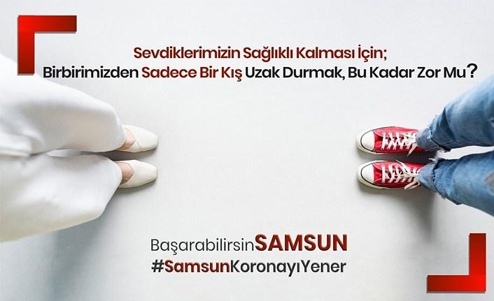 Başarabilirsin Samsun, Samsun Koronayı Yener!