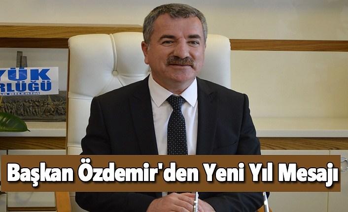 Başkan Özdemir, Zor günlerin üstesinden birlik ve beraberliğimiz ile geldik