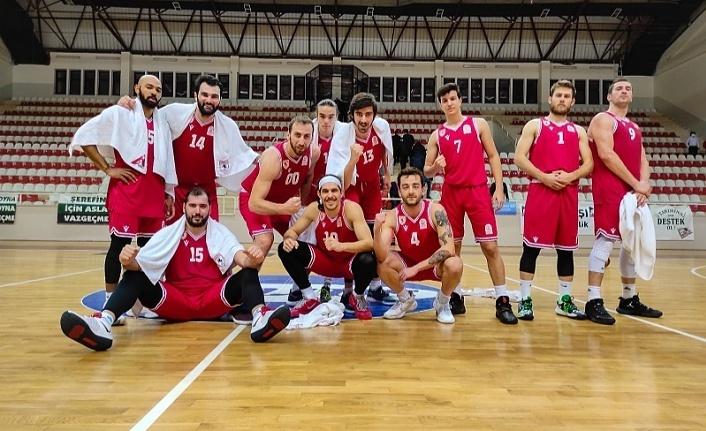 Budo Gemlik - Samsunspor 75 - 92