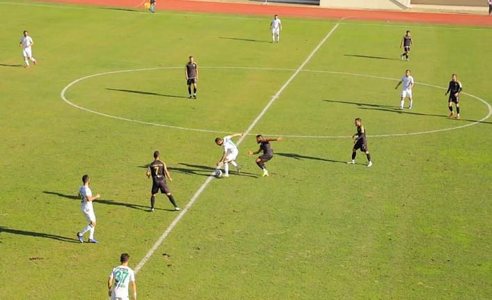 Çarşambaspor Altındağspor maç sonucu: 0-0
