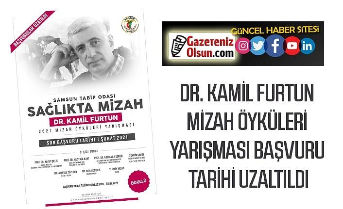 Doktor Kamil Furtun Mizah Öyküleri Yarışması başvuru tarihi uzatıldı