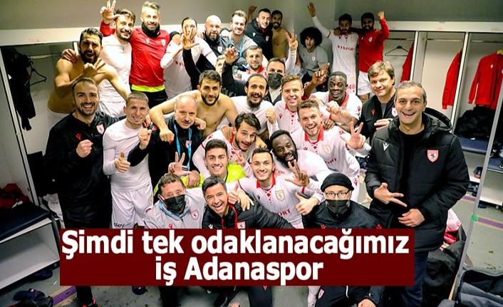 Ertuğurul Sağlam, Ankaraspor galibiyetini değerlendirdi