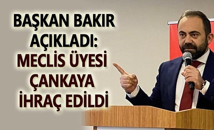 Kavak İlçe Belediye Meclis Üyesi Fatma Çankaya AK Parti'den ihraç edildi