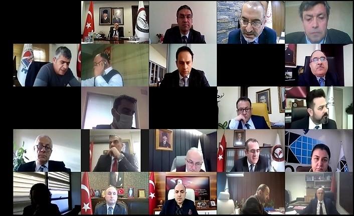 Samsun'da Kamu - Üniversitesi işbirliği