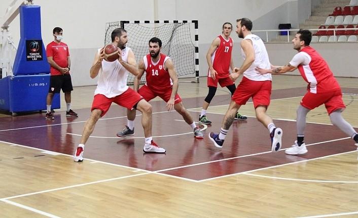 Samsunspor Basketbol Budo Gemlik maçına hazır